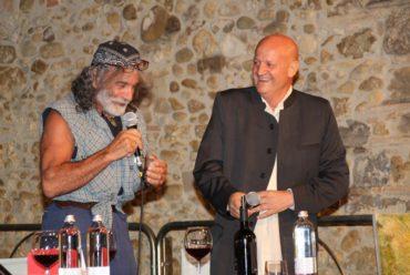 """Tignano Festival, premiato Mauro Corona con l'opera """"Il Giorno Dopo"""""""