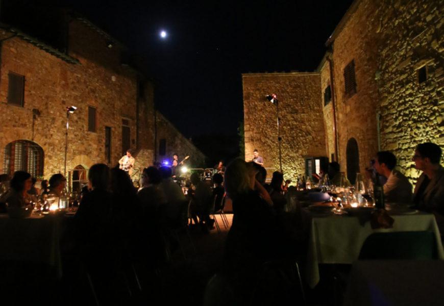 """Tignano Festival 2015, meeting with Franco Cardini – The artist Patrizio Landolfi presents """"The Humility"""""""