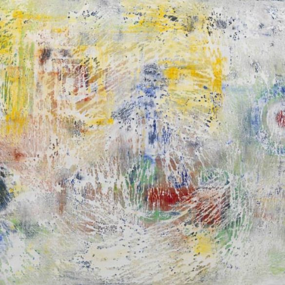The weather 100×200