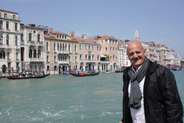 Venice 10 May 2017: At the time of his 57th biennial – CHARTER