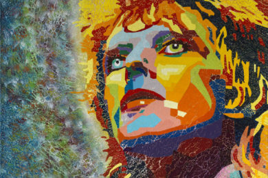 David Bowie giallo