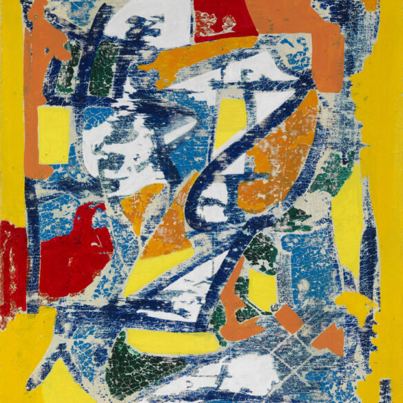 Abstractions from the sea cm.50×70