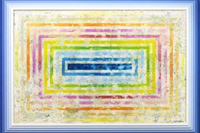 Blu marino 100×150
