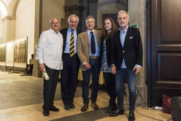 """Mostra Personale a Firenze in Palazzo Medici Riccardi nella """"Galleria delle Carrozze"""" 19 Maggio 2015"""