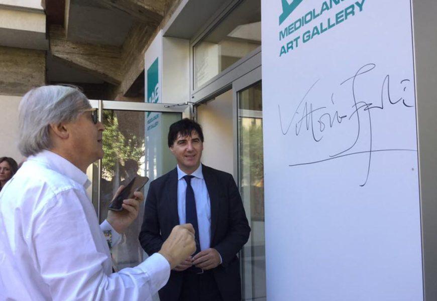 Padova – MAG Mediolanum Art Gallery – Inaugurazione Giugno 2016