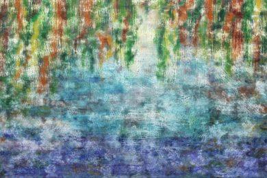 Specchio d'acqua 140×250