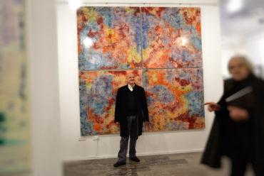 "Mostra personale di pittura alla ""MAG"" Mediolanum Art Gallery"