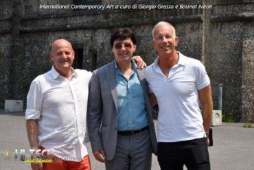 Collettiva a Trezzo sull'Adda – ideata da Giorgio Gregorio Grasso – Luglio 2015
